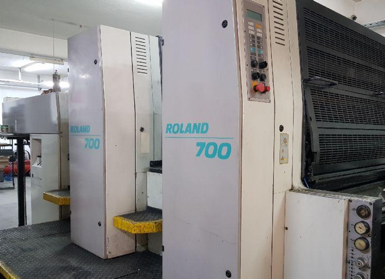 ROLAND 700 2-0 1-1 PERFEKTÖRLÜ 1995