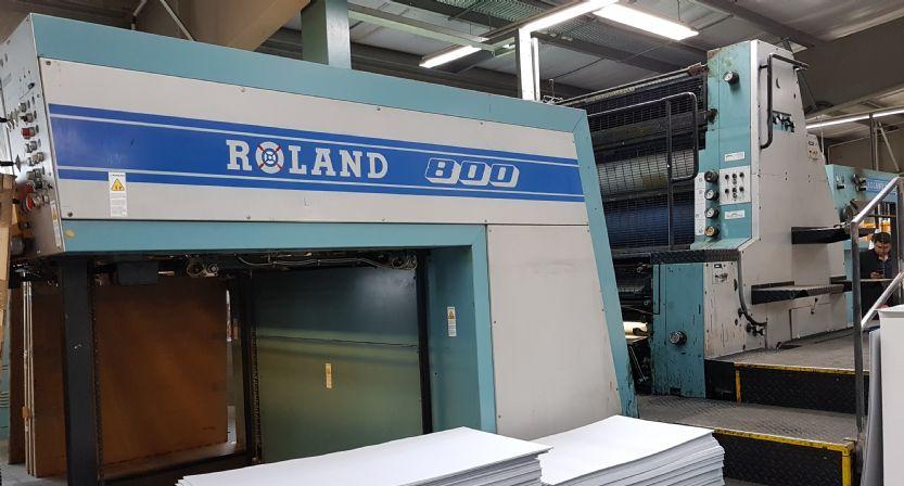ROLAND 802 6 1988